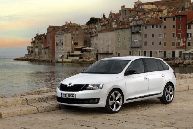 Skoda Rapid Spaceback 1,2 l TSI